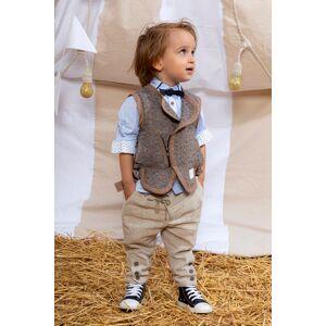 """Baby u Rock Βαπτιστικό Κουστουμάκι """"Lamar"""" 220B13AC"""