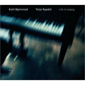 KETIL BJORNSTAD TERJE RYPDAL / LIFE IN LEIPZIG - CD K50