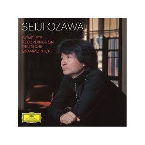 SEIJI OZAWA / COMPLETE RECORDINGS ON DEUTCHE GRAMMOPHON - 50CD