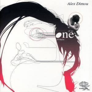 ALEX DIMOU ONE OF US ONE OF THEM CD