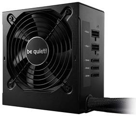 BEQUIET PSU SYSTEM POWER 9 600W CM BN302, BRONZE CERTIFIED, SEMI-MODULAR AND FLAT CABLES, 12CM QUIET & COOL FAN, 5YW. - Πληρωμή και σε έως 6 δόσεις
