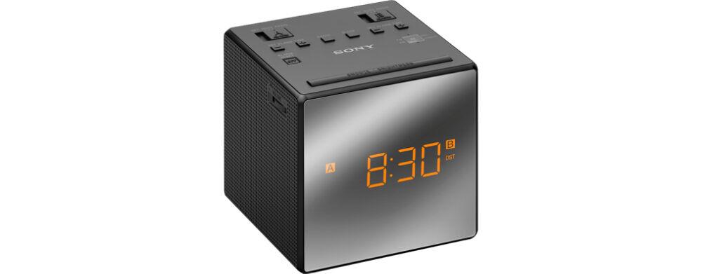 Sony ICF-C1TB black - Πληρωμή και σε έως 6 δόσεις