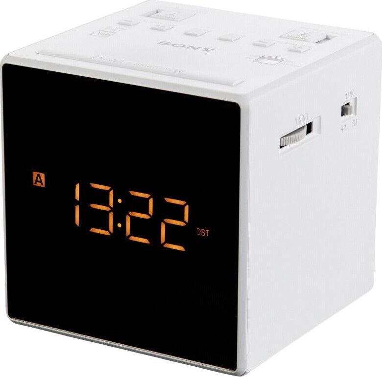 Sony ICF-C1TW white (ICFC1TW.CED) - Πληρωμή και σε έως 6 δόσεις