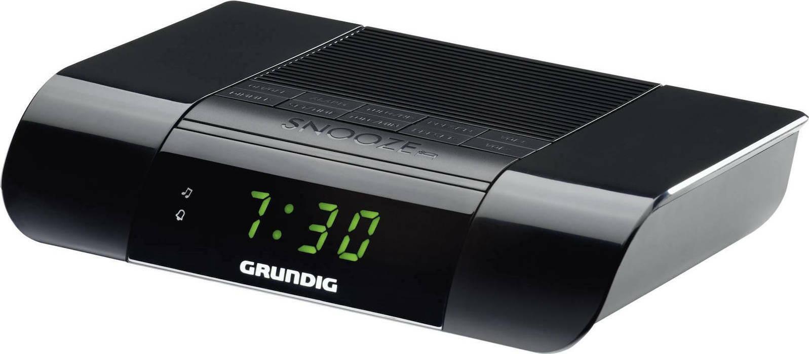 Grundig KSC 35 black   GKR3130 - Πληρωμή και σε έως 6 δόσεις