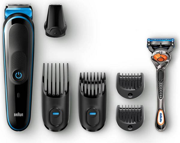 Braun MGK 5045 All-in-one Trimmer 7 in 1 - Πληρωμή και σε έως 6 δόσεις