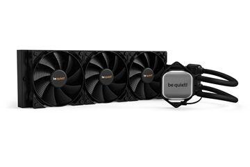 Pure BEQUIET CPU HYDRO COOLER PURE LOOP 360MM BW008, INTEL 1200/2066/1150/1151/1155/2011(-3) SQUARE ILM; AMD: AM4/AM3(+), PUMP SPEED 5500RPM, 3 FAN X 120MM, 3YW. - Πληρωμή και σε έως 6 δόσεις