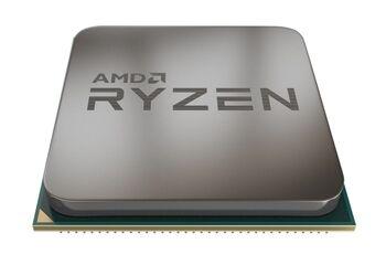AMD CPU RYZEN 5 3400G TRAY WITH FAN, 4C/8T, 3.7-4.2GHz, CACHE 2MB L2+4MB L3, SOCKET AM4, RADEON VEGA 11 PROCESSOR GRAPHICS, TRAY, 3YW. - Πληρωμή και σε έως 6 δόσεις