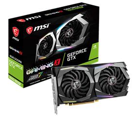 MSI VGA PCI-E NVIDIA GF GTX 1660 SUPER GAMING X 6G, 6GB/192BIT, GDDR6, HDMI/3x DISPLAY PORT, 2 SLOT FANSINK, 3YW. - Πληρωμή και σε έως 6 δόσεις