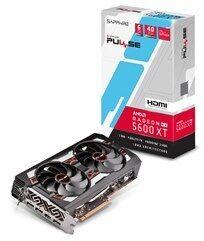 Sapphire VGA PCI-E RADEON PULSE RX 5600 XT 6G (11296-01-20G), 6GB/192BIT, GDDR6, HDMI/3x DISPLAY PORT, 2.3 SLOT DUAL X-FAN, 3YW. - Πληρωμή και σε έως 6 δόσεις