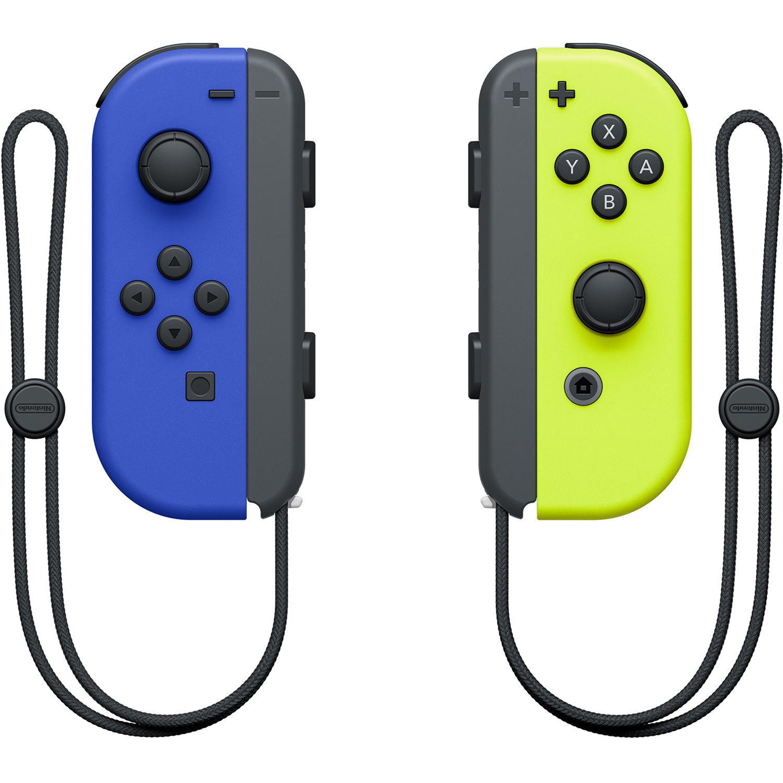 Nintendo Joy-Con 2-Pack Blue/Neon yellow (10002887) - Πληρωμή και σε έως 6 δόσεις
