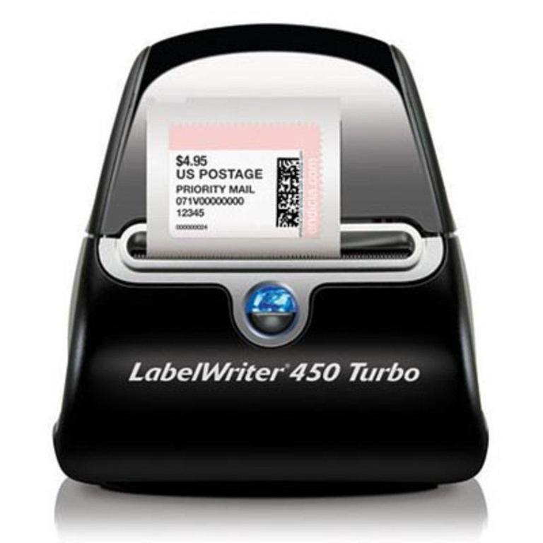 Dymo LabelWriter 450 Turbo (S0838820) - Πληρωμή και σε έως 6 δόσεις