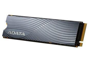 ADATA SSD M.2 NVMe PCI-E 500GB SWORDFISH ASWORDFISH-500G-C, M.2 2280, NVMe PCI-E GEN3x4, READ 1800MB/s, WRITE 1200MB/s, IOPS 100K/160K, 5YW. - Πληρωμή και σε έως 6 δόσεις