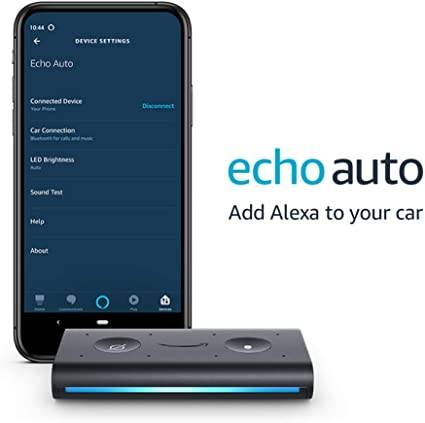 Amazon Echo Auto Smart Car Hub   B078YP59TT - Πληρωμή και σε έως 6 δόσεις