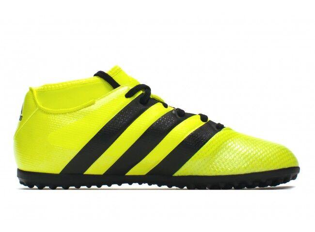 Adidas Ace 16.3 Primemesh TF J - AQ3434  - Κίτρινο - Size: 38