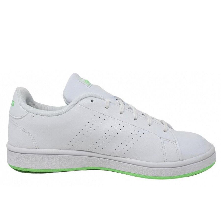 Adidas Advantage Base Γυναικεία Παπούτσια λευκό FW0986  - Λευκό - Size: 38, 39 1/3, 40, 40 2/3, 41 1/3, 42