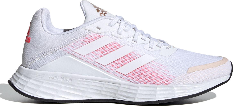 Adidas Duramo SL Γυναικεία Παπούτσια λευκό FW3222  - Λευκό - Size: 37 1/3, 38, 38 2/3, 39 1/3, 40, 40 2/3, 41 1/3