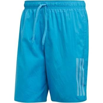ADIDAS 3-STRIPES SWIM SHORTS (DQ3027)