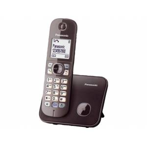 Panasonic KX-TG 6811GRA Brown