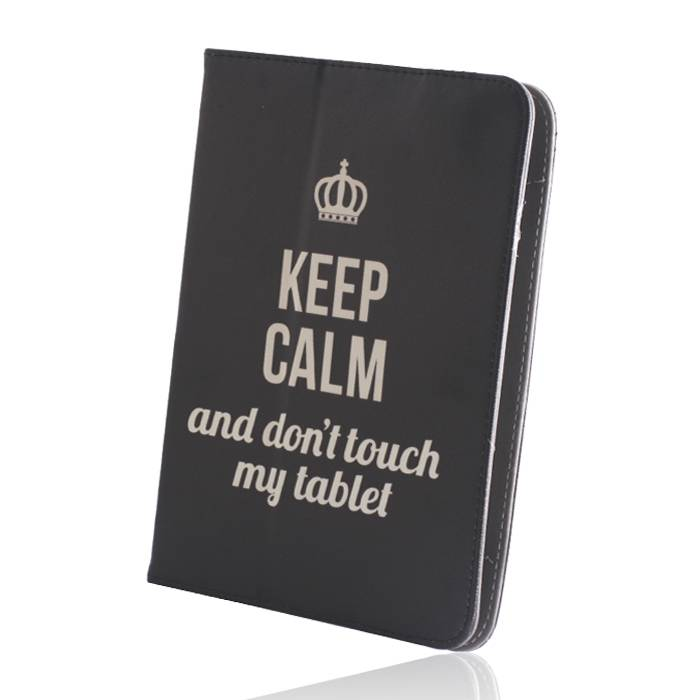 Universal case Keep Calm for tablet 7-8``