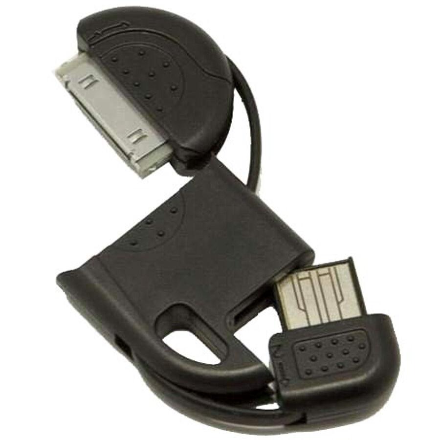 OEM ADAPTOR IPHONE 4/4S/ IPAD 2/3 ΣΕ USB KEYCHAIN (μπρελόκ)