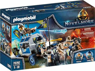 Playmobil Novel More: Treasure Transport 70392