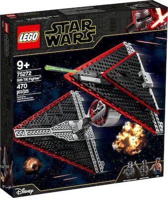 Lego Star Wars: Sith TIE Fighter 75272