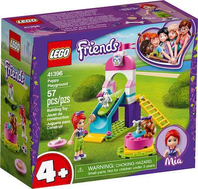 Lego Friends: Puppy Playground 41396