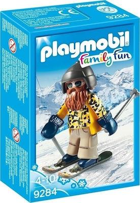 Playmobil Family Fun Σκιέρ Freestyle 9284