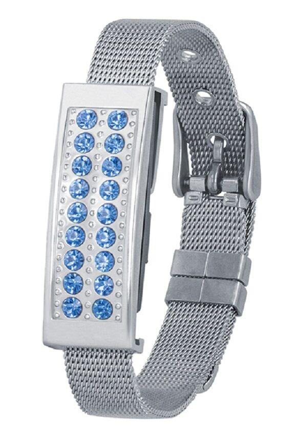 Beeyo Pendrive Brecelet blue - 16GB