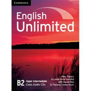 CAMBRIDGE ENGLISH UNLIMITED B2 UPPER-INTERMEDIATE CD CLASS (3)
