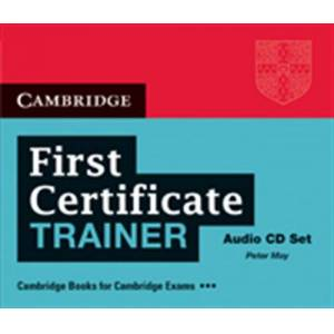 CAMBRIDGE FIRST CERTIFICATE PRACTICE TESTS CD CLASS (3) TRAINER
