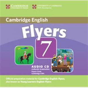 CAMBRIDGE YOUNG LEARNERS ENGLISH TESTS FLYERS 7 CD (1)