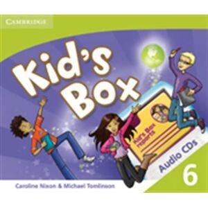 CAMBRIDGE KID'S BOX 6 CDs(3)