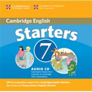 CAMBRIDGE YOUNG LEARNERS ENGLISH TESTS STARTERS 7 CD (1)