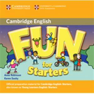 CAMBRIDGE FUN FOR STARTERS CD (1) 2nd EDITION