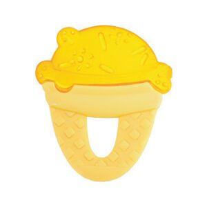 Chicco Δροσιστικός Κρίκος Οδοντοφυΐας Παγωτό (71520-20)Κίτρινο