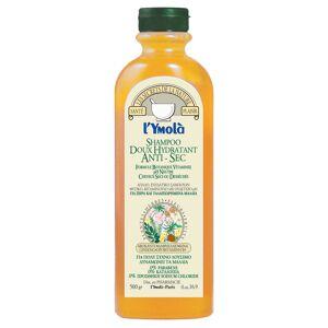 L`Ymolà Shampoo Doux Hydratant Anti-Sec - Σαμπουάν για Ξηρά Μαλλιά 500ml