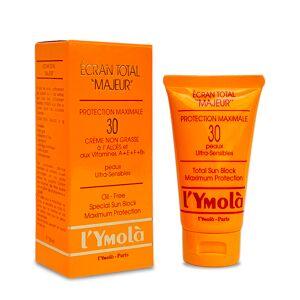 L'YMOLA L`Ymolà Ecran Total - Αντιηλιακή Κρέμα Προσώπου για τις Πανάδες SPF 30+ 80ml