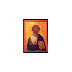 Ιησούς Χριστός (15ος αι.).Εικόνα 12χ17