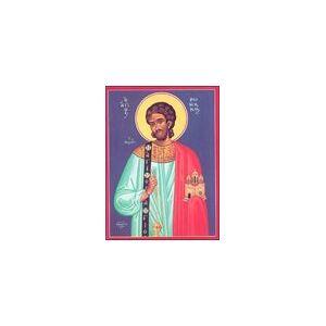 Ο Άγιος Ρωμανός ο Μελωδός ( Κάρτα)