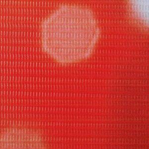 vidaXL piros rózsa mintás paraván 120 x 170 cm