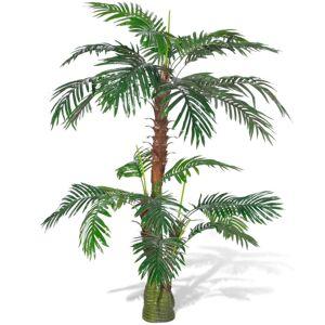 vidaXL Mesterséges Növény Cycus Pálmafa 150 cm