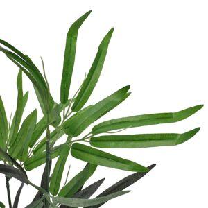 vidaXL Mesterséges Bambuszfa Edény 80 cm