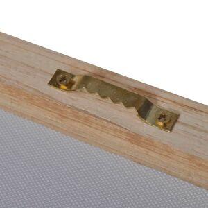 vidaXL Nyomtatott vászon falikép szett földek 100 x 50 cm