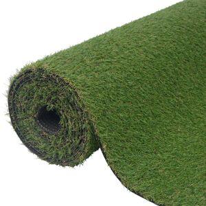 vidaXL műfű / műgyep 1x10m/20-25 mm zöld
