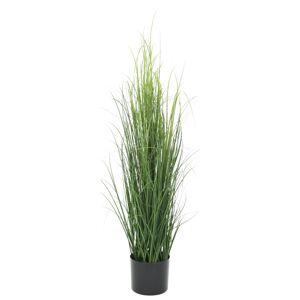 vidaXL zöld műnövény fűvel 95 cm