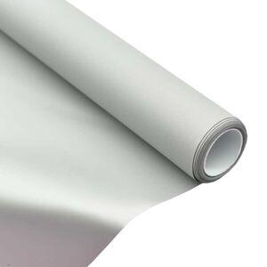 vidaXL fémbevonattal ellátott PVC vetítővászon-szövet 84