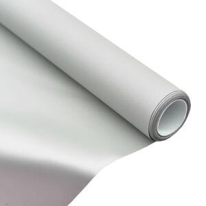 vidaXL fémbevonattal ellátott PVC vetítővászon-szövet 108