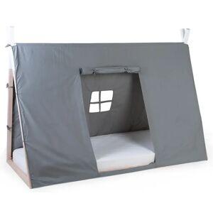 CHILDHOME szürke tipi sátor ágy 90 x 200 cm