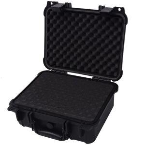 vidaXL fekete védőtáska 35 x 29,5 x 15 cm